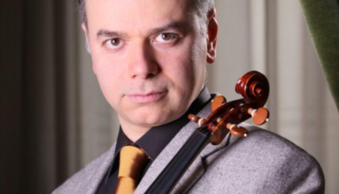 Giovanni Angeleri e il suo violino