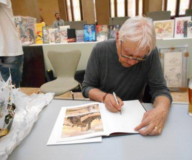 Milo Manara a Rovigo Comics