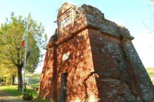 resti campanile, Lusia