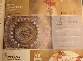 rivista Italo tre buone ragioni per fermarsi a Rovigo