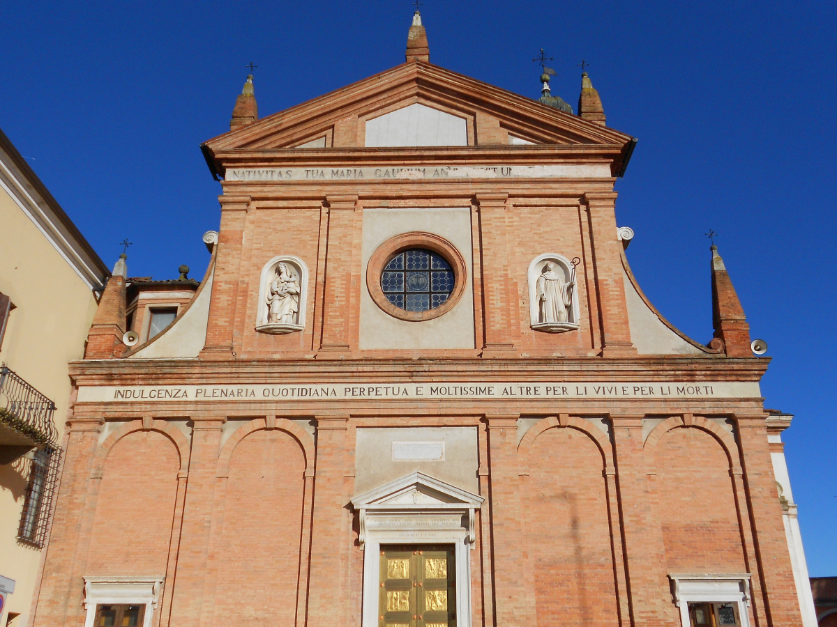 santuario della Beata Vergine del Pilastrello, Lendinara