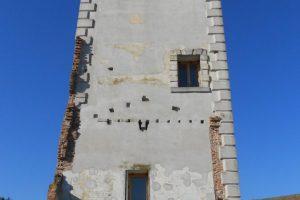 torre del palazzo Morosini, Lusia