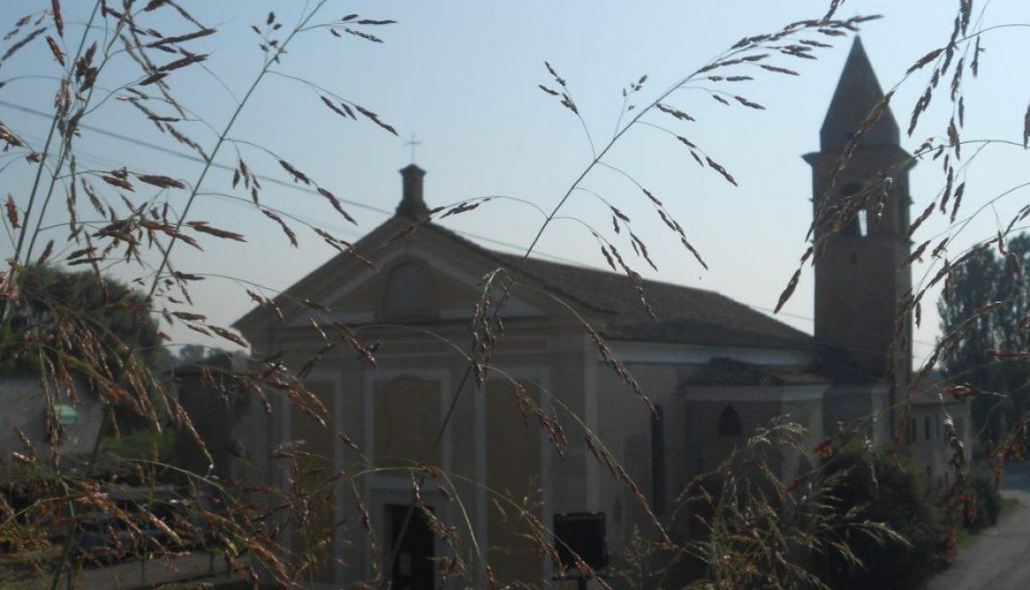 chiesa di Santa Maria del Traghetto, Santa Maria in Punta, Ariano nel Polesine