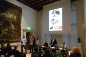 inaugurazione radiant, Rovigo