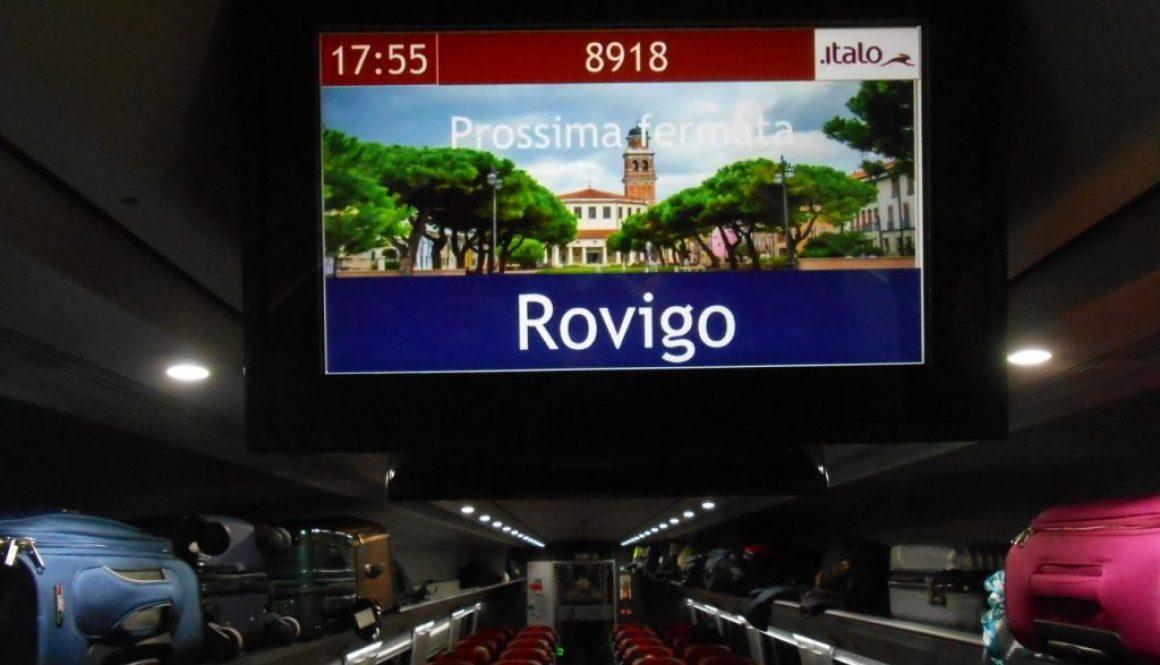 prossima fermata Rovigo