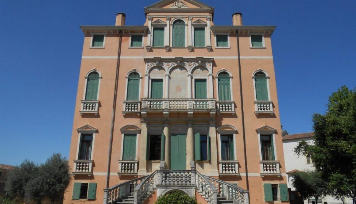 villa Contarini Giovanelli Venier, Vo' Vecchio, Vo' Euganeo