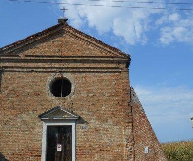 Oratorio San Giovanni Battista. la Colombara, Pontecchio Polesine