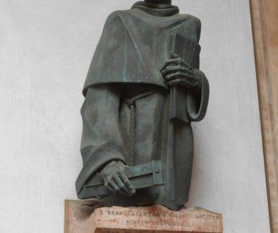 Francesco Antonio Vallotti, Roberto Cremesini, basilica del Santo, Padova