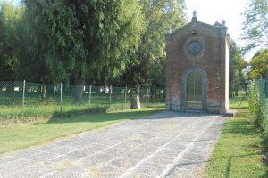 oratorio di Predaspin, Lendinara