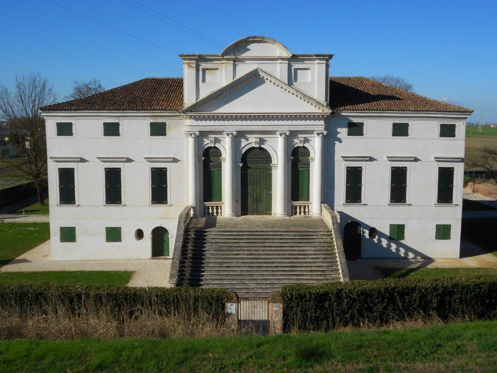 villa Morosini, Polesella